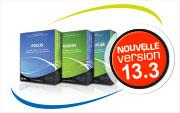 Présentation de la nouvelle version V13.3